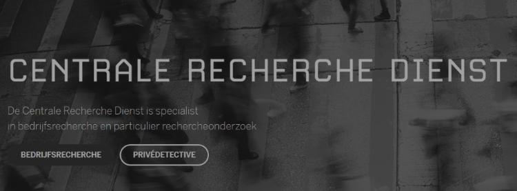 Centrale Recherche Dienst Apeldoorn