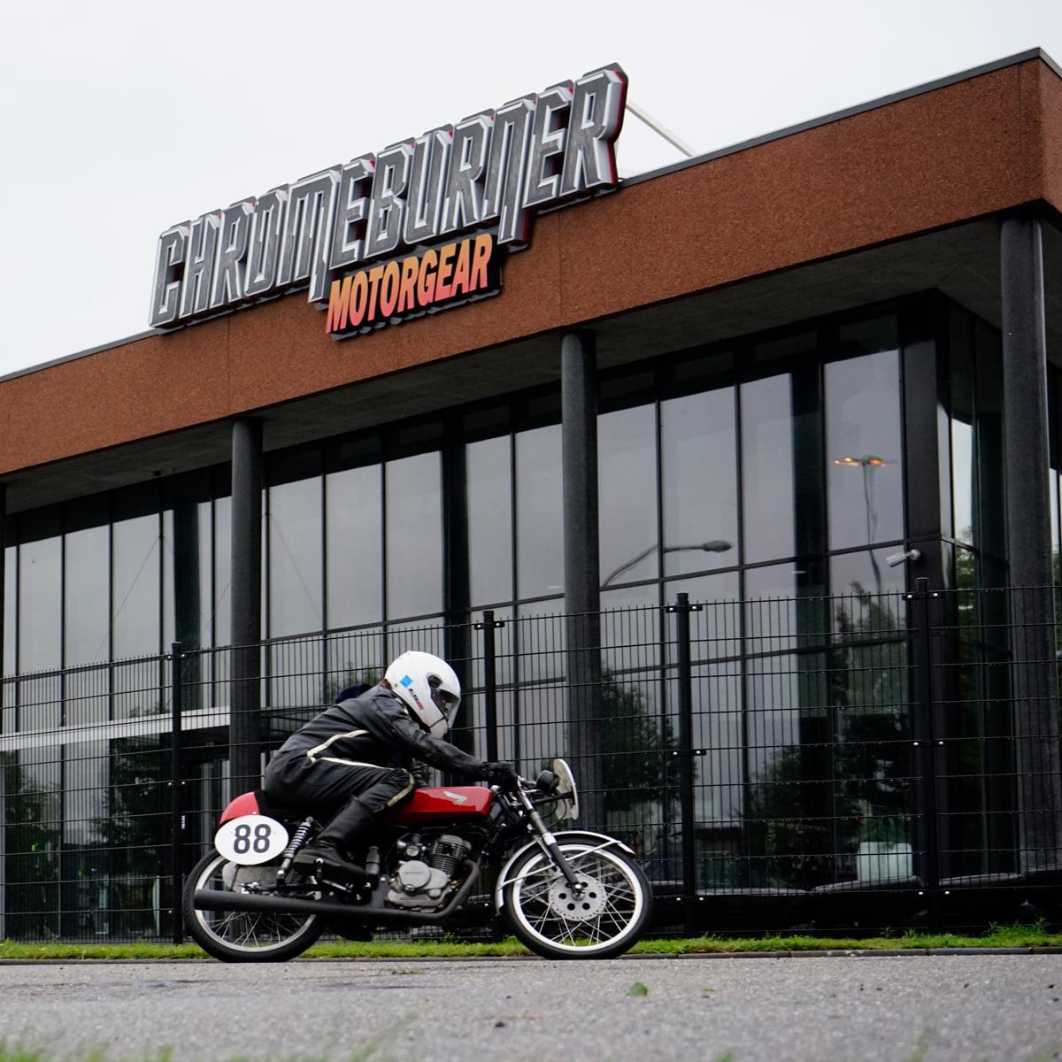 ChromeBurner Motorgear Nieuwkuijk