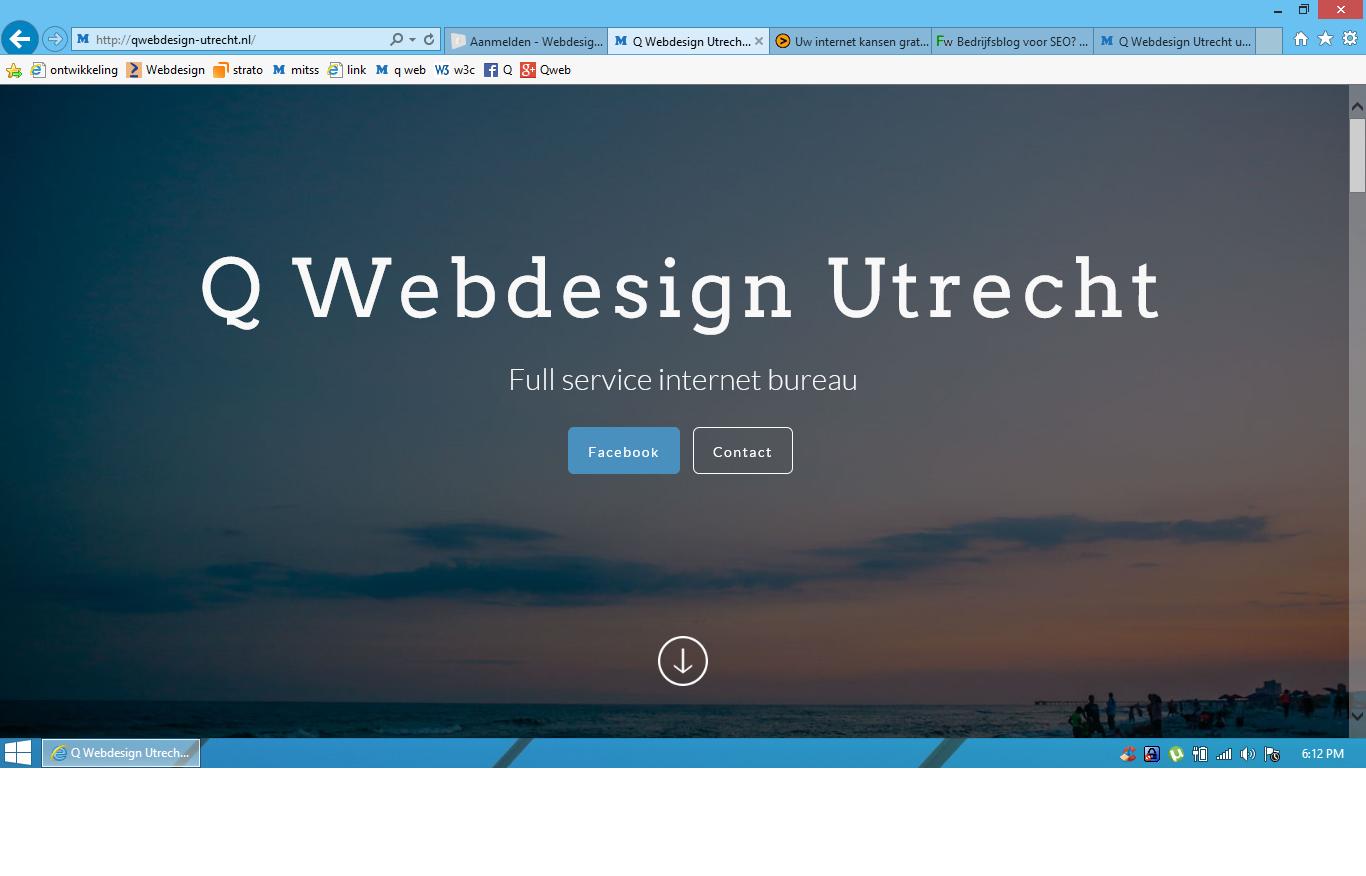 Q Webdesign Utrecht Diever
