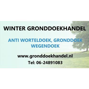 winter gronddoekhandel Genemuiden